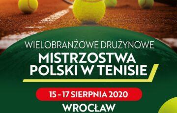 Wielobranżowe Drużynowe Mistrzostwa Polski Amatorów w Tenisie