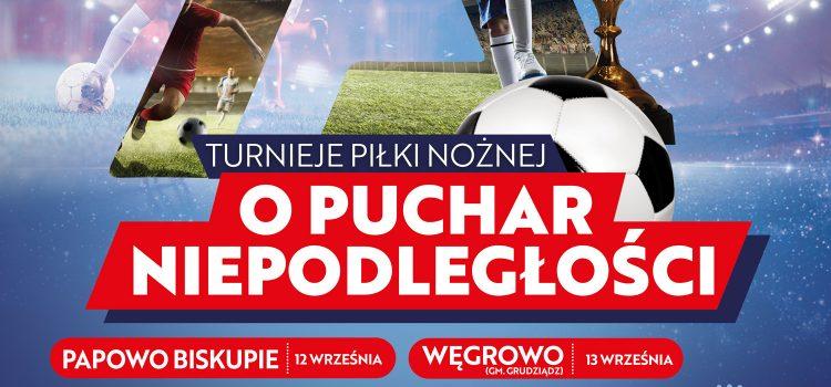 Finał Turniejów o Puchar Niepodległości – Chełmża 04.10.2020
