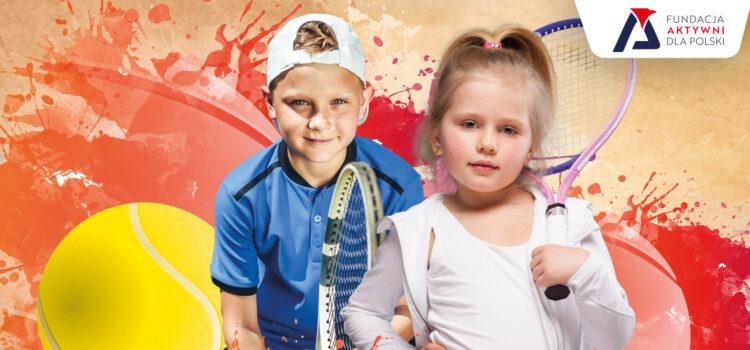 Start zapisów na Tenisowy Dzień Dziecka – 12/06/2021