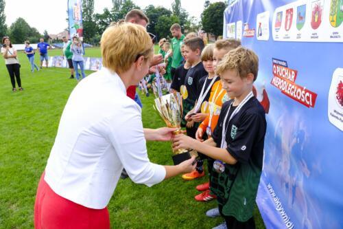 Turnieje Piłki Nożnej o Puchar Niepodległości 2021 - Golub-Dobrzyń