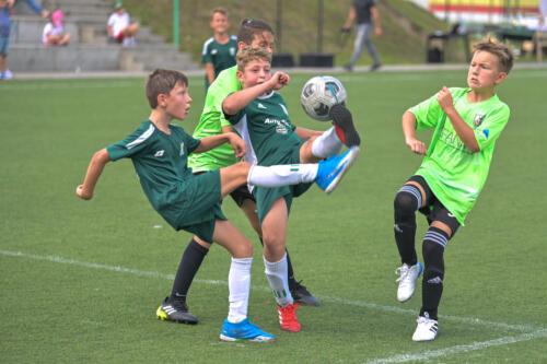 Turnieje Piłki Nożnej o Puchar Niepodległości 2021 - Grudziądz