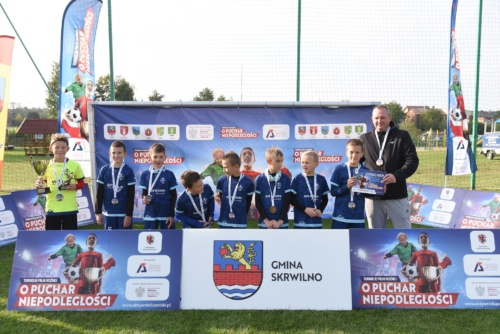 Turnieje Piłki Nożnej o Puchar Niepodległości 2021 - Skrwilno