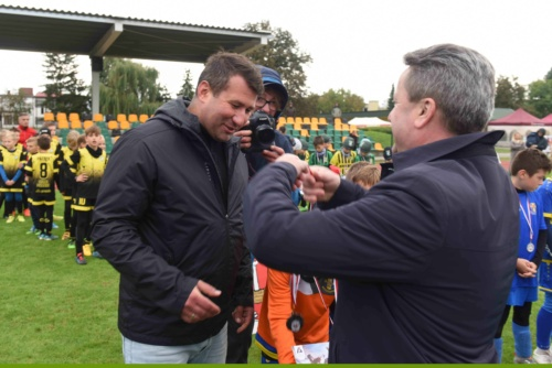 Turniej piłki nożnej - Staszów